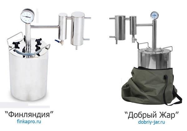 Самогонный аппарат с сухопарником термосфера самодельный охладитель для самогонного аппарата купить