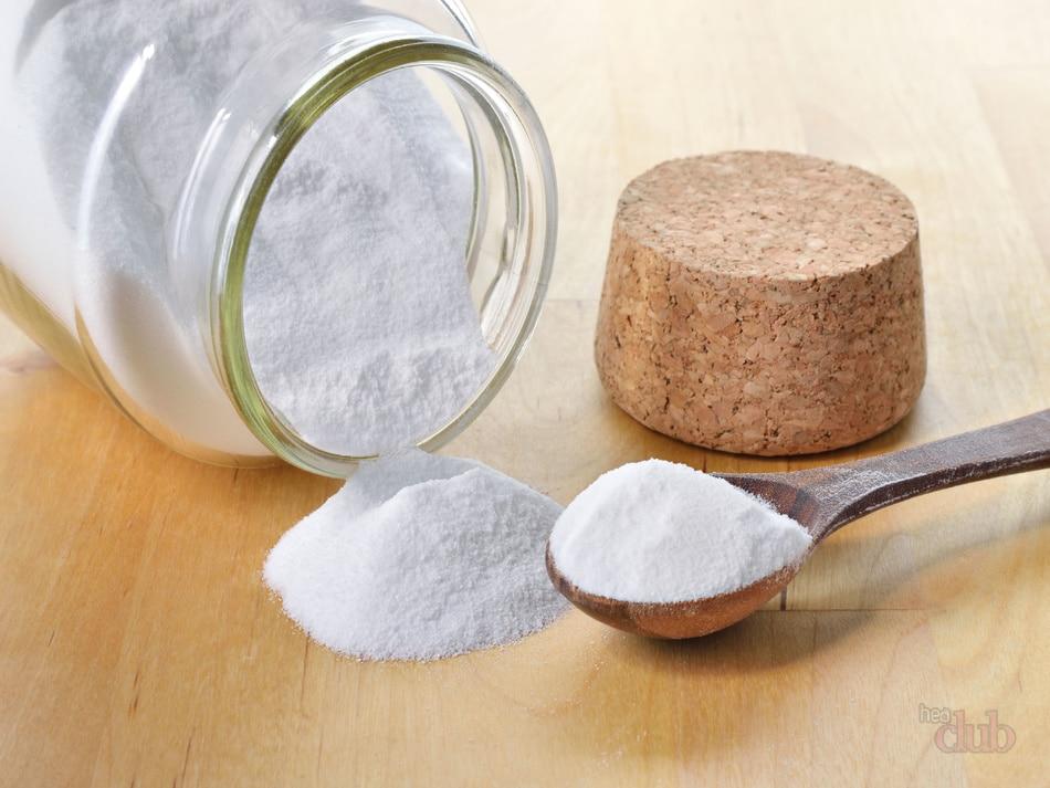 как очистить самогон содой