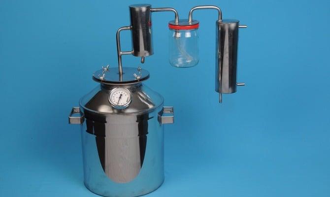 Дополнительная царга для самогонного аппарата зачем в самогонном аппарате термометр