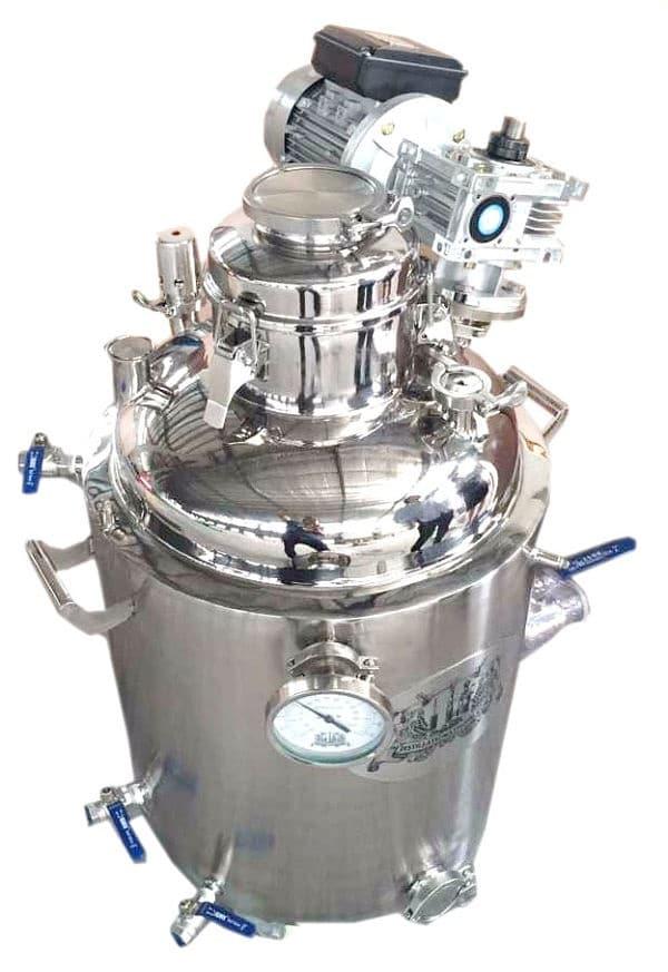 Пароводяной самогонный аппарат домашняя пивоварня бавария 30 литров
