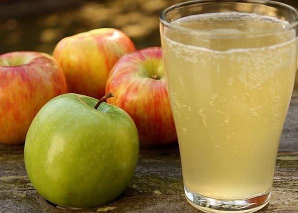 яблочный алкоголь