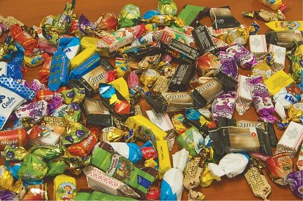 конфетный самогон