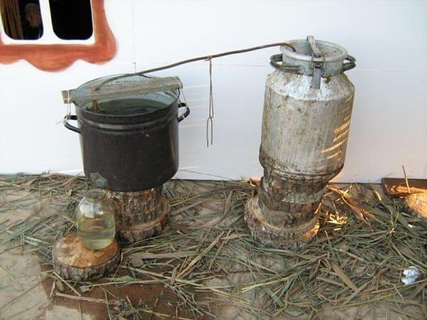 оборудование деревенское