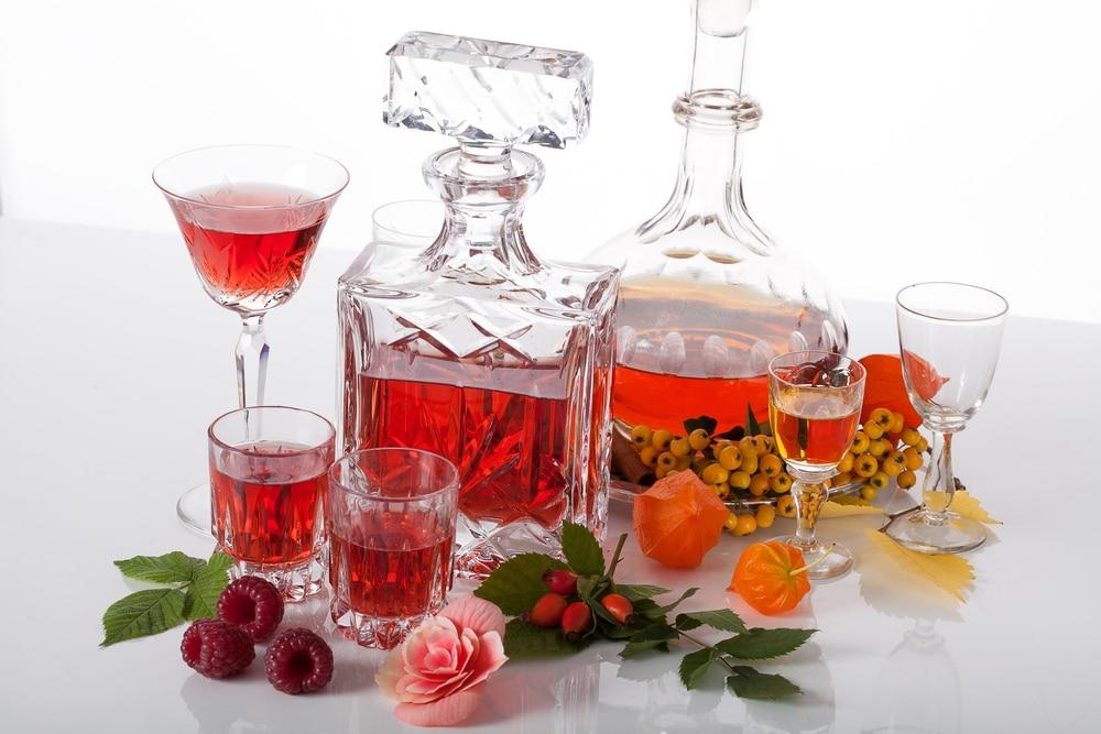 Лучшие рецепты настоек на ягодах