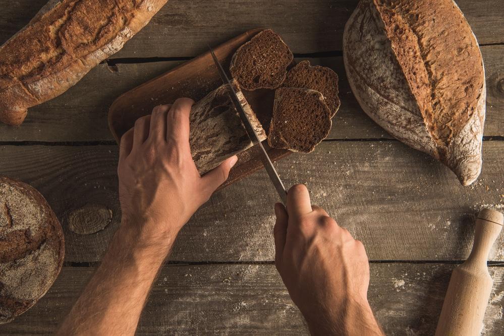 Сделать брагу из хлеба