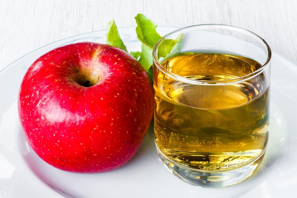 Самогон из яблочного сока