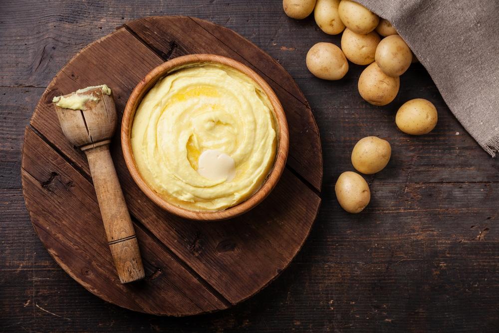 Брага на картошке без дрожжей