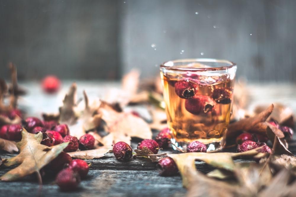 Пить настойку боярышника на спирту