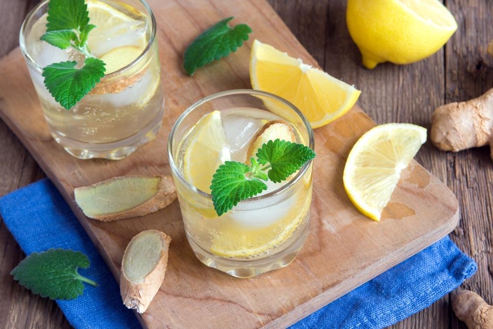 Рецепты имбирно-лимонной настойки на самогоне