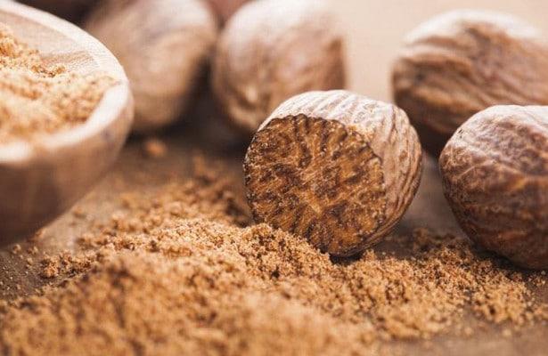 Мускатный орех - важный ингредиент