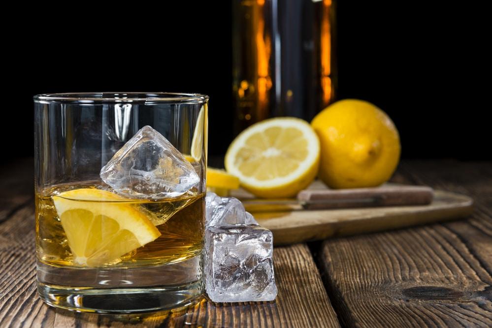 Интересное о коньяке с лимоном
