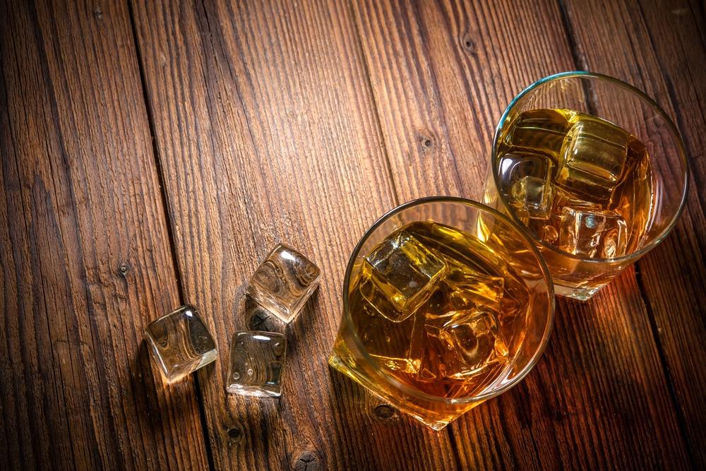 Виски - вкусный крепкий алкоголь